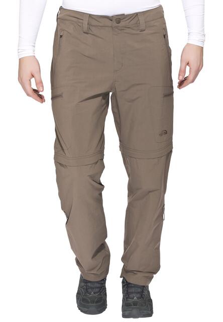 Face North Marrone The Exploration Uomo Su Lunghi Short Pantaloni q5dfd